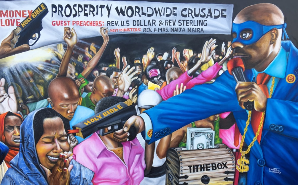 The Robbery Revival (Matthew 21:13)