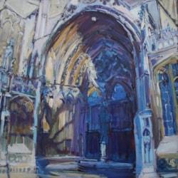 The Judgement Door, Blue Light
