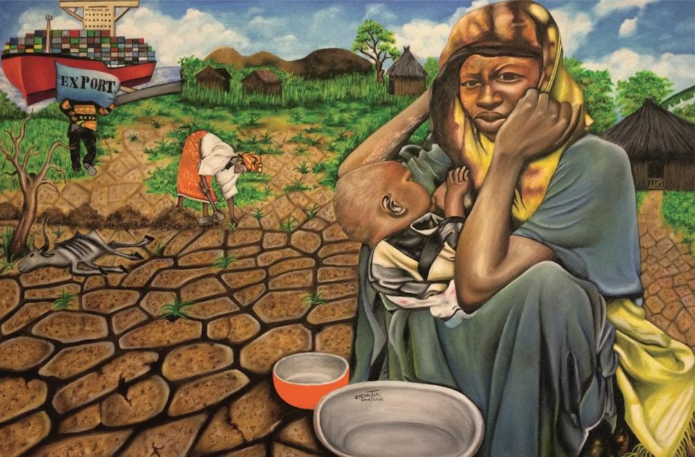Hunger in the Land of Plenty
