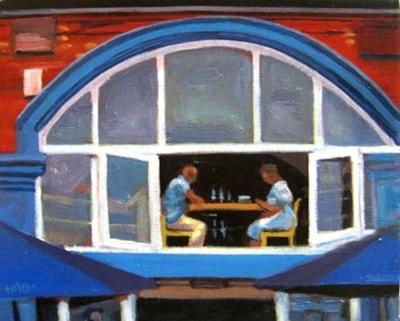 Seaside Cafe No.2 (Due South)