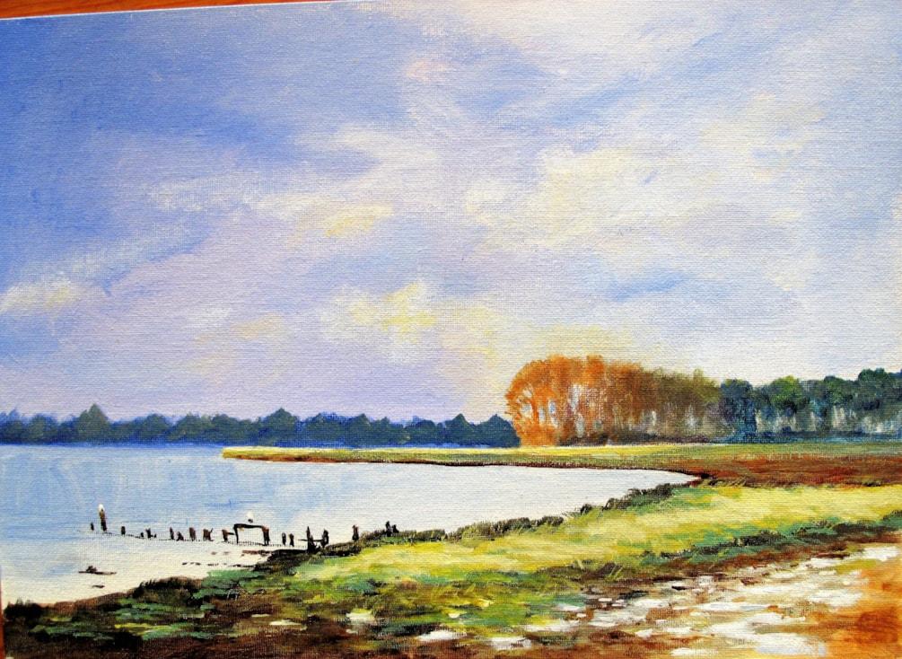 River in Norfolk