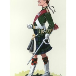 Officer The Royal Regiment of Scotland