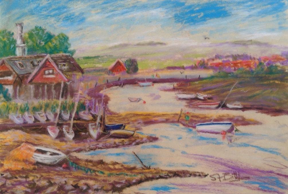 Summer Creek , Norfolk