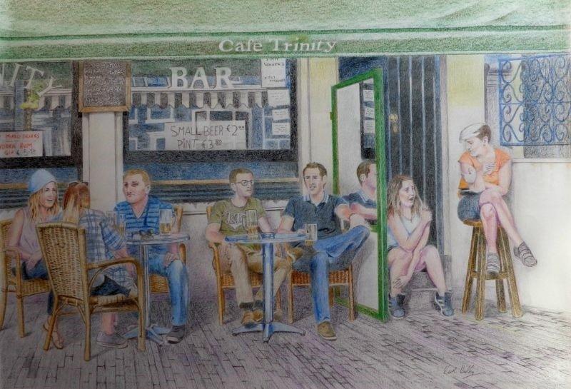 Amsterdam Cafe Culture