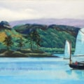 Sailing Past Plockton