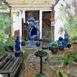 Our Little Walled Garden