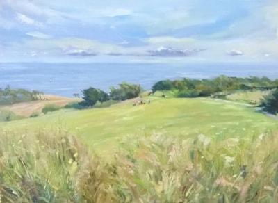 Path towards the sea - the Firehills