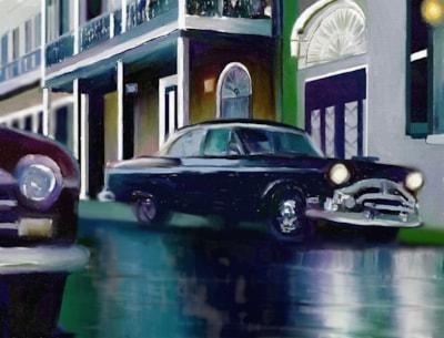 Bourbon Street, 1956