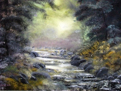 TRANQUILITY (SOLD)