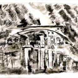 L'Aqueduc et l'Ecluse orig. Paul Cezanne