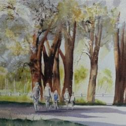 """""""Spring Biking Tour"""""""