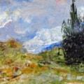 Landscape after Mxxoxnxextx Whoops Van Gogh