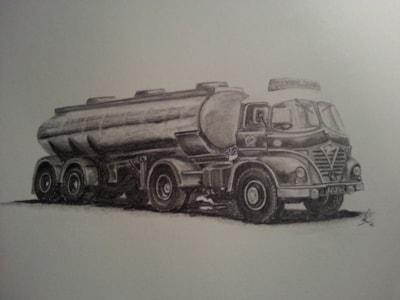 Bulmer's Foden Tanker