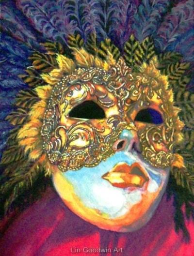 Masquerade I