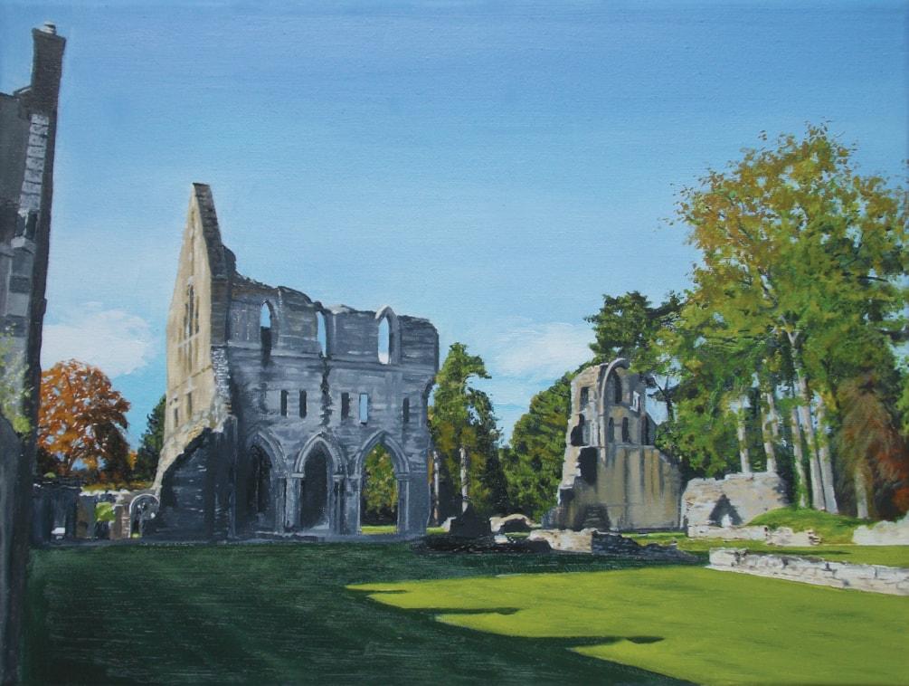 The Priory 1, Much Wenlock, Shropshire