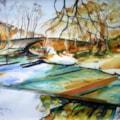 Whispering Weir Snowdonia