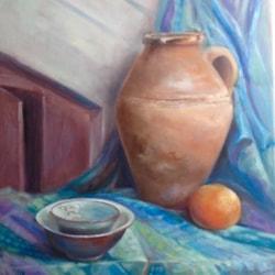 The olive pot