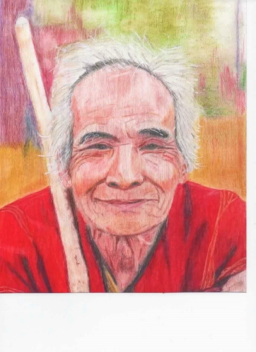 Old Man of Burma