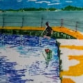 Be inspired by Hockney - Glyn Macey's March challenge