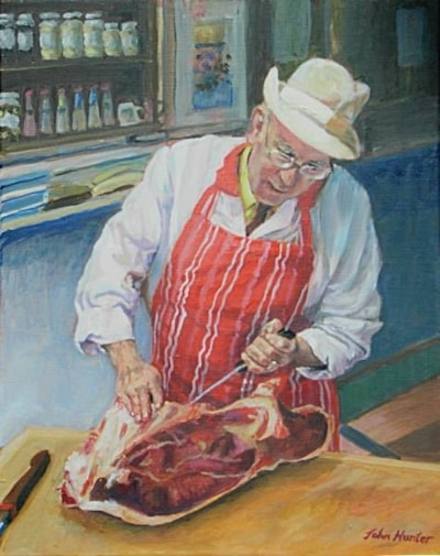 Brian the Butcher
