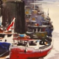 Newcastle Boats 2 - Close Up