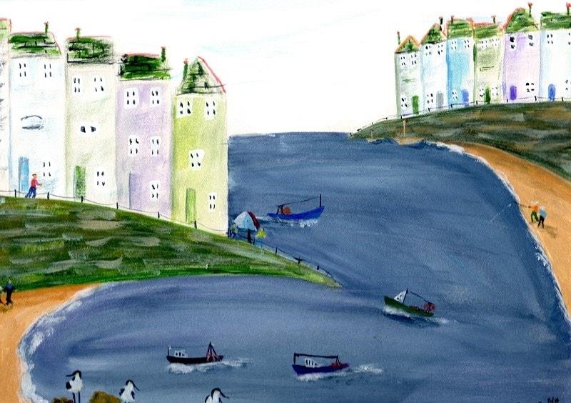 Cornish Village