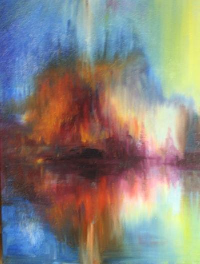 Colour cascade
