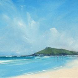 Porthmeor beach - St Ives