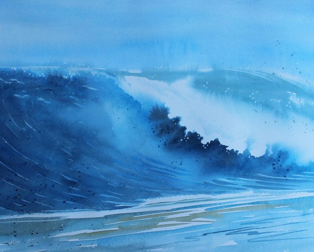 Praa Sands, Surfs Up