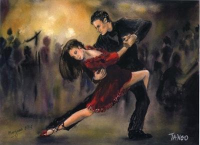 Tango in Yellow
