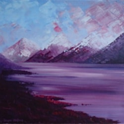 """Wasdale """"The Valley with a Lake"""""""