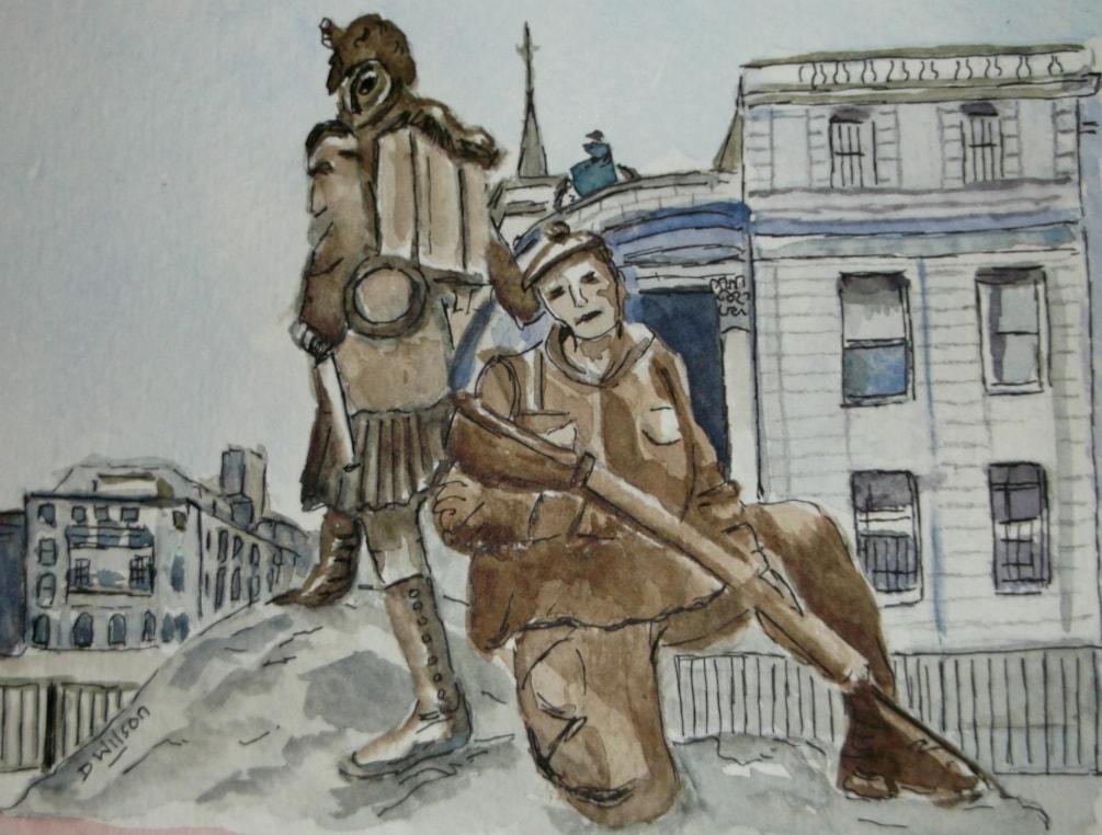 The Gordon Highlanders 3