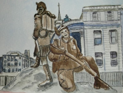 The Gordon Highlanders 3