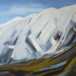Glyders slopes