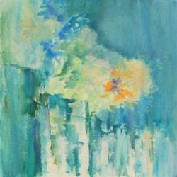 FLOWERS no 2 - Acrylic
