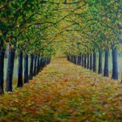 Autumn Walk - Sandringham