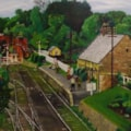 Beamish Station