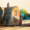 The Gatehouse Lodge, Sandon Hall.