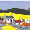 Welsh Cottage (after Beatrice Williams & Other Welsh Artists)