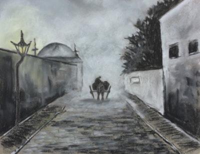 The Nine O'Clock Horses.......