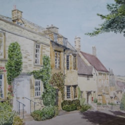 The Hill, Burford.