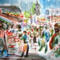 Market Day..