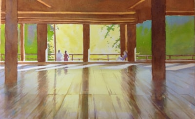 Tenshin kaki Temple