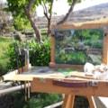Seat In The Sun in situ