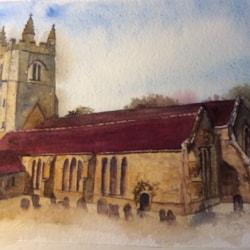 Chiddingstone Church