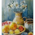 March Daffodils © SOLD