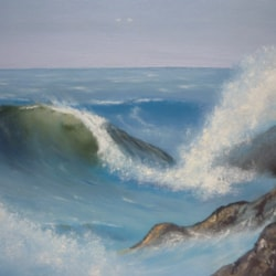 another big wave
