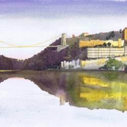 clifton suspension bridge smaller