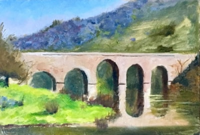 Arches and Reflections