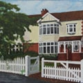The house where I grew up